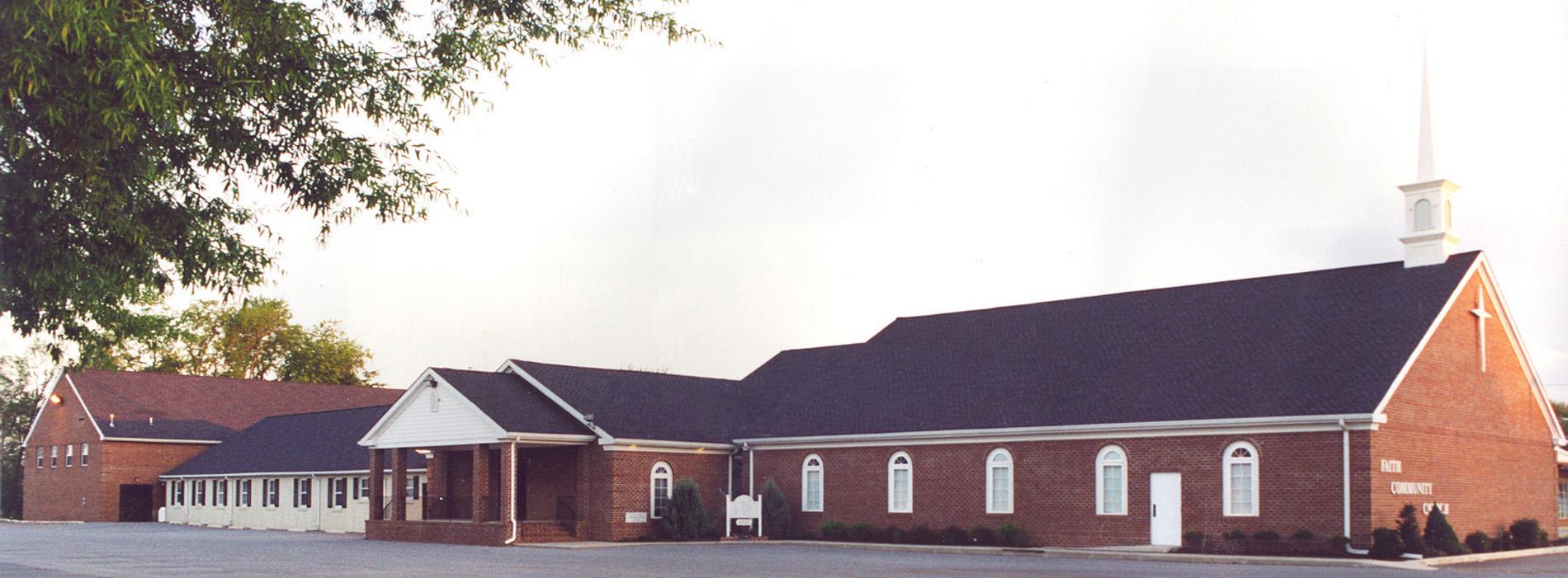 Faith Community Church Homepage - Faith Community Church